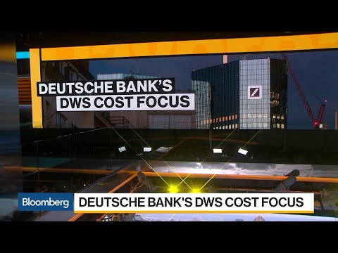Deutsche Bank's DWS Seeks Role in Asset Management Consolidation