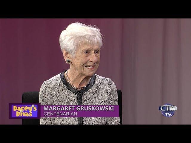 Dacey's Divas: Episode 159 – Margaret Gruskowski
