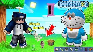 bqThanh và Ốc Gặp DORAEMON Rồi Được Tặng Những Bảo Bối Thần Kỳ Siêu Hay Ho Trong Minecraft