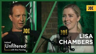 Lisa Chambers - Brexit posturing doesn't help and dealing with online abuse | Ireland Unfiltered #49