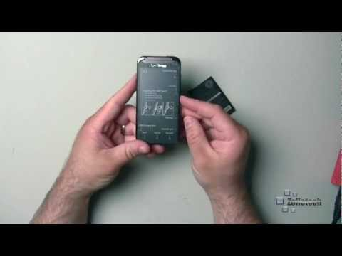 Droid Incredible 4G LTE - Unboxing and First Look