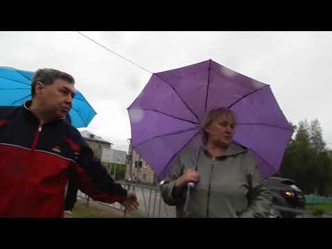 Жители Омутнинска взбунтовались против лотков