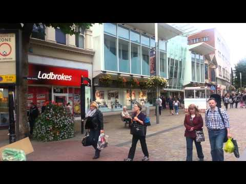 Bilston Street, Wolverhampton,  England