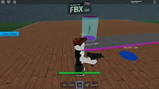Sto cercando di BEAT THE OTHER MA SONO... // ROBLOX FORTTRESS TYCOON EP 2