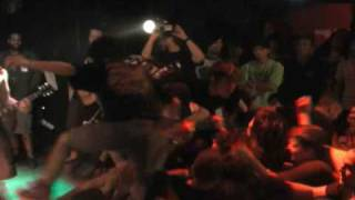 THE ACACIA STRAIN - JFC + CARBOMB Live at Bloodaxe Fest, Tokyo, Japan 29-08-09