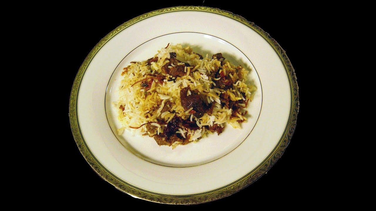 Bengali Mutton Biryani Bengali Home Cooking Youtube