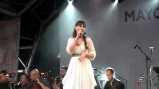 Annalene Beechey sings 'Like Love' from Charlie Girl at St George's Day Concert London 2011