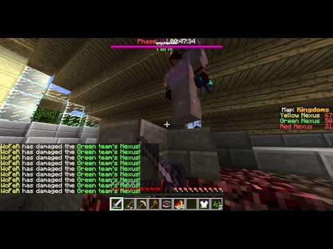 Minecraft Annihilation Hacker 8.