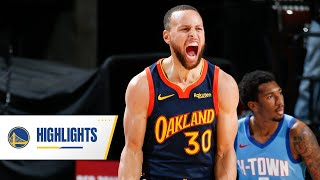 Stephen Curry Dominates in Third Quarter vs. Rockets | May 1, 2021