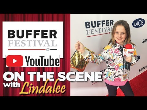 YouTube Stars Advice & Confessions - Buffer Festival 2018 Los Angeles