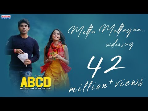 mella-mellaga-full-video-song-|-abcd-movie-songs-|-allu-sirish-,-rukshar-dhillon-,sid-sriram,judah-s