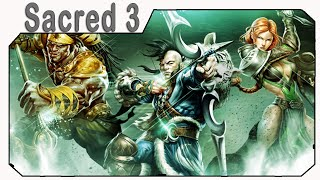 Sacred 3 - Gameplay Co op offline (boss)