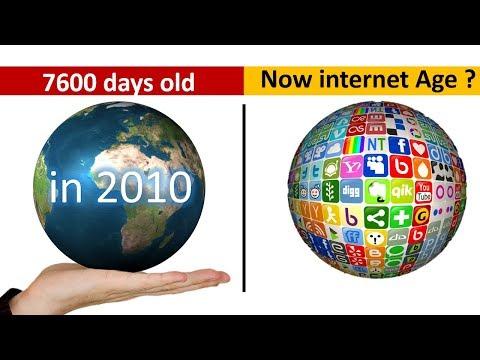 internet ki Age Kya Hai | Technology Facts