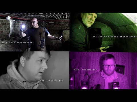 Ghostech Paranormal Investigations - Episode 66 - The Halstead Haunting Part 1