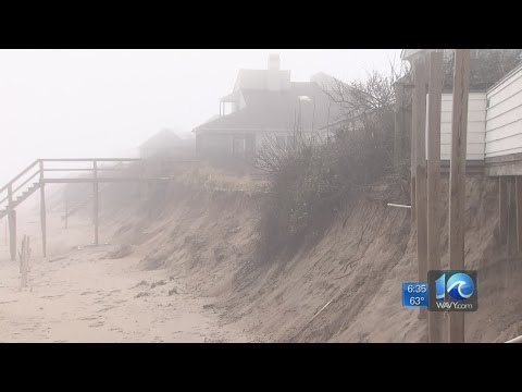 Dare County selects contractor for beach replenishment