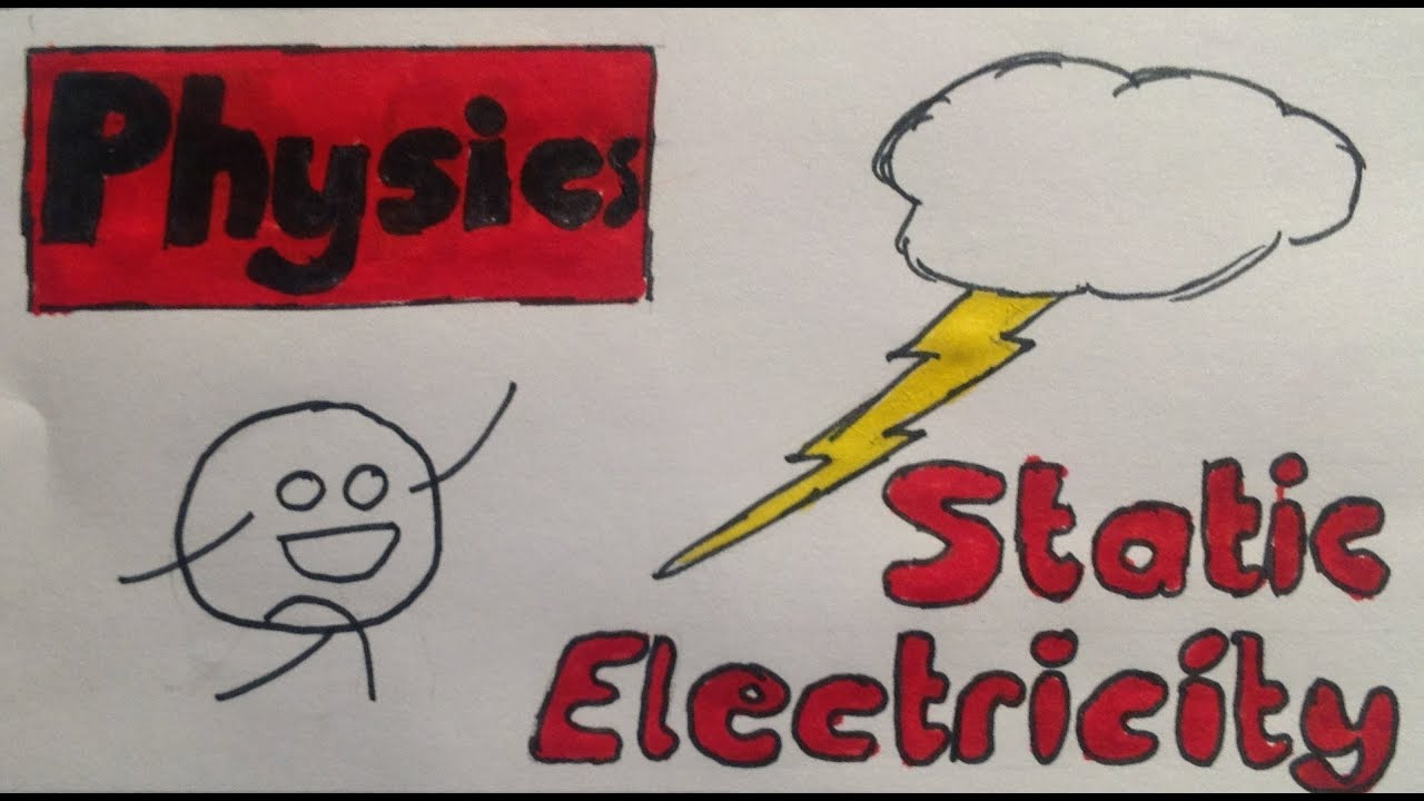 All About Static Electricity What Creates Charge Amp Science Review Cheat Sheet By Wkcheezy Download Free Youtube