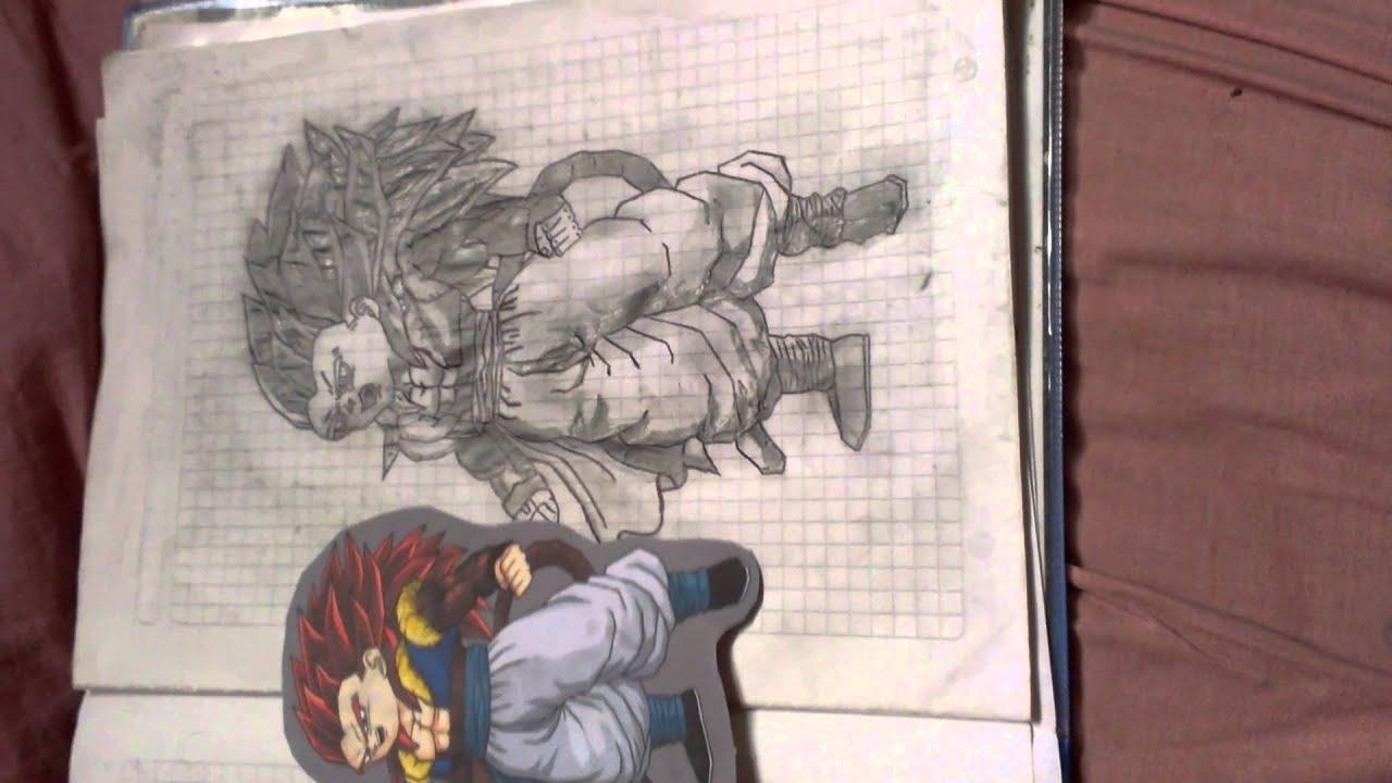 Dibujos De Dragon Ball Z Blanco Y Negro