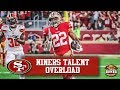 Matt Breida Could Be The Odd Man Out Of The 49ers Running Back Room