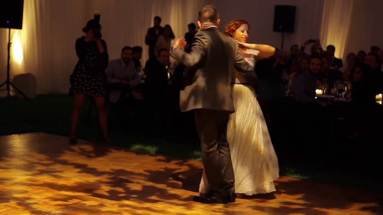 First Dance Choreographed By AMNA Mazin Waltz
