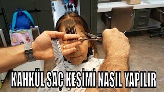 Saç Kesimi Nasıl Yapılır  Ayrıntılı Teknik Anlatım Perçem Kesimi Nasıl Olmalı çocuk saç kesimi