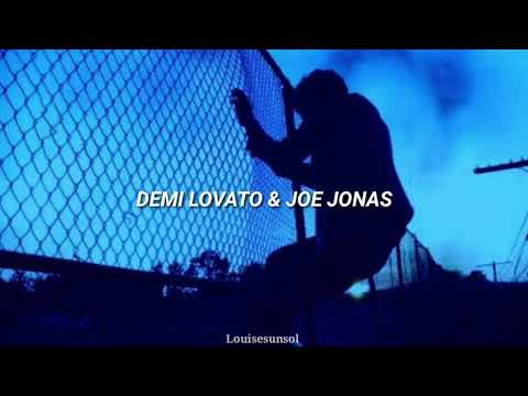 Demi Lovato & Joe Jonas ; Wouldn't Change A Thing (sub. Español)