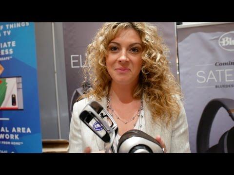 CES 2017: Blue Mic's 3 New Headphones - Sadie, Ella & Satellite