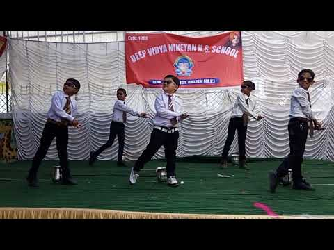 Hindi Songs Comedy Action Dance-By DVN students