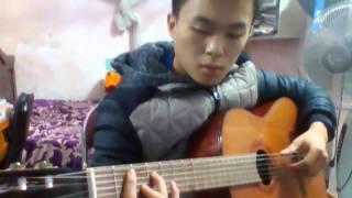 Cầu vồng - Châu Kiệt Luận solo guitar