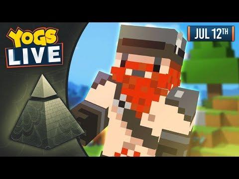 THE CHILLUMINATI - Minecraft W/ Simon & Harry - 12/07/19