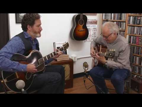 Matt Munisteri & Bill Frisell at the Fretboard Journal