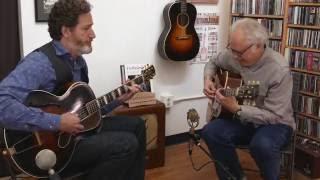 Matt Munisteri & Bill Frisell at the Fretboard Journal