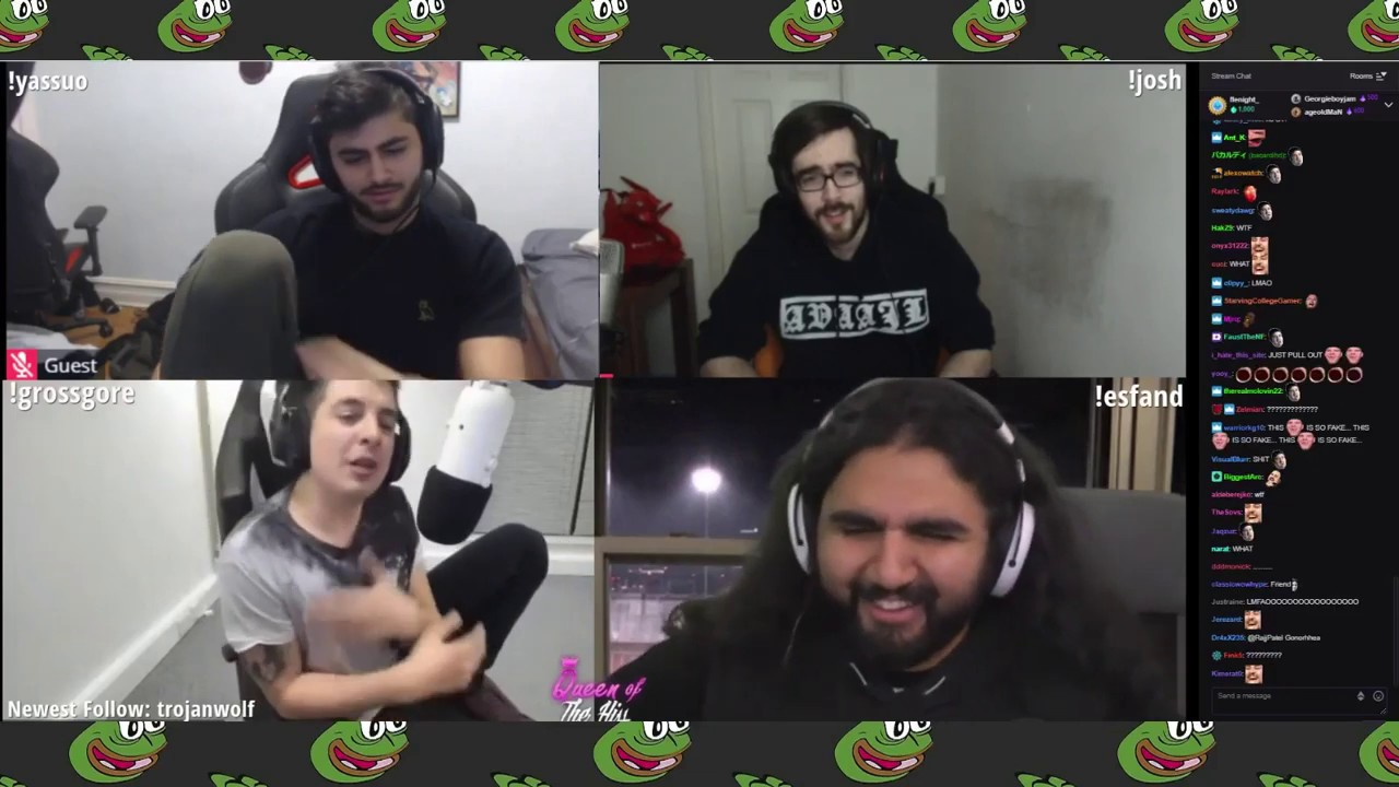 GROSS GORE STD STORY ON RAJJ PATEL QUEEN OF THE HILL