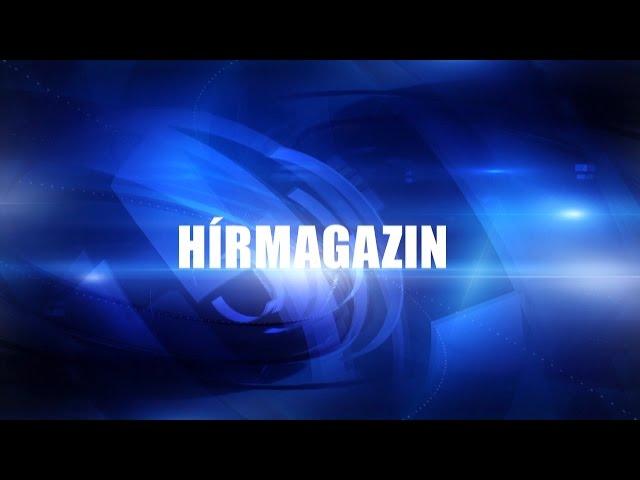 Hírmagazin 2017.03.08.