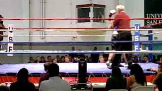 Chuck Parra Hilltop Cup SJSU Boxing