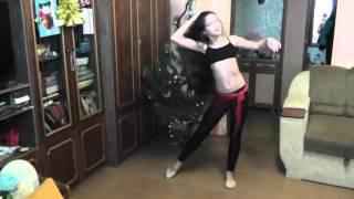 Уроки восточного танца: Урок №2