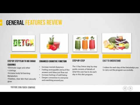 5 day detox diet Review pros and cons Losing Weight By Removing Toxins