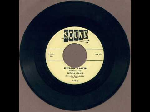 TEENAGE PRAYER ~ Gloria Mann 1955