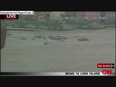 crash New york A320 Hudson river