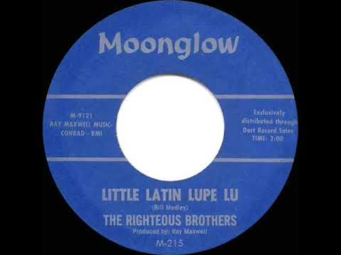 1963 HITS ARCHIVE: Little Latin Lupe Lu - Righteous Brothers
