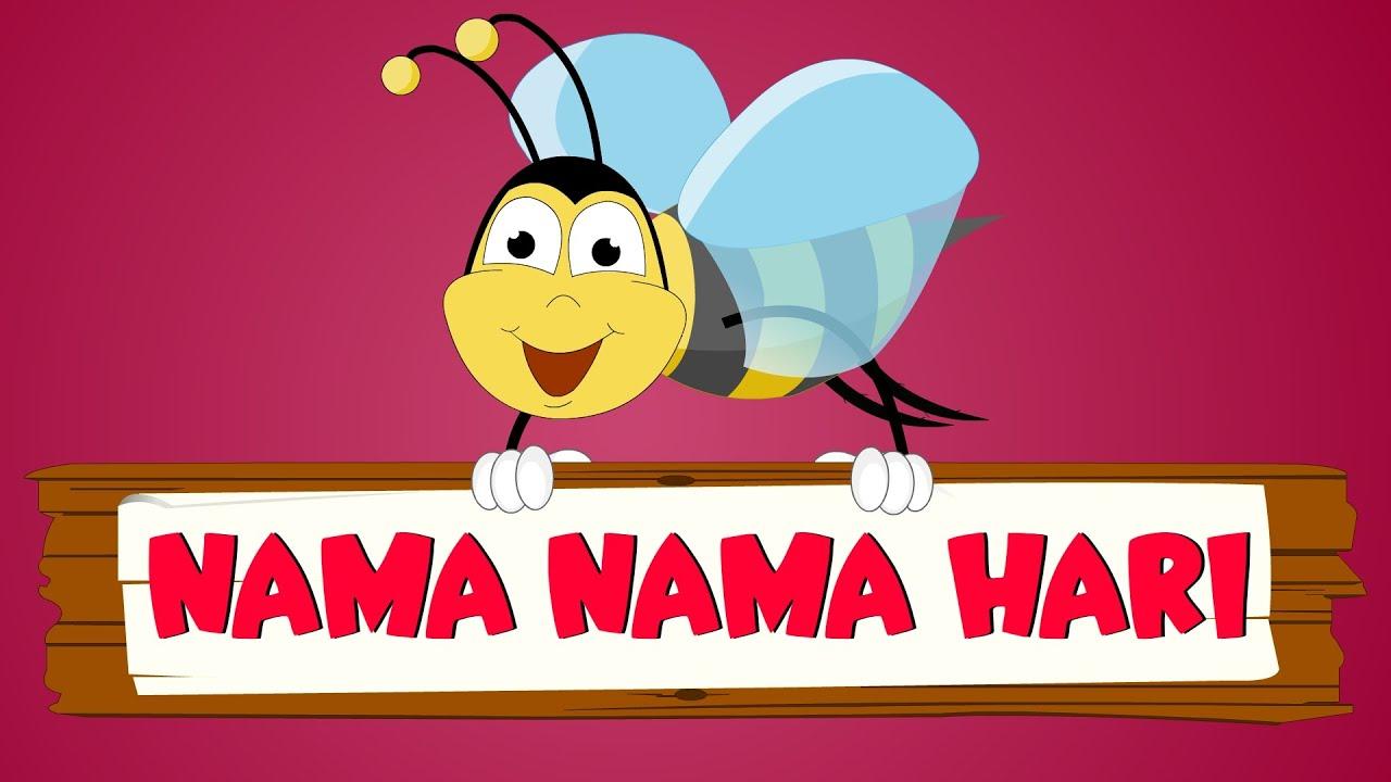 Nama-nama Hari | Lagu Anak TV | Days of the Week in Bahasa