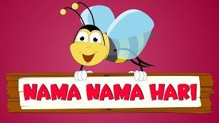 Nama-nama Hari   Lagu Anak TV   Days of the Week in Bahasa Indonesia