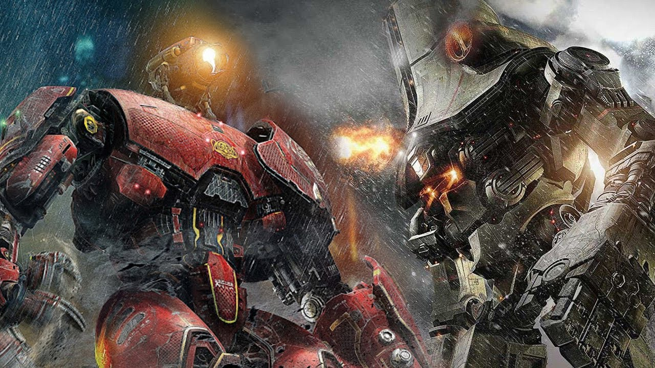 WHAT IF CHERNO ALPHA AND CRIMSON TYPHOON SURVIVED? PACIFIC ... Pacific Rim Cherno Alpha Dies