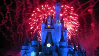 Disney Wishes Soundtrack FULL (fireworks display)