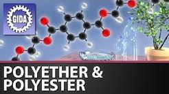 GIDA - Polyether & Polyester - Chemie - Schulfilm - DVD (Trailer)