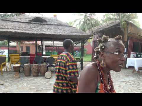 Welcome to IMAHKÜS One Africa Resort - Ghana Tour May 2017