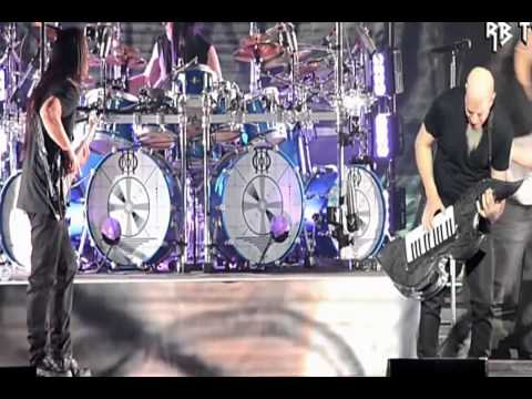 Dream Theater - Illumination theory - Part II ( Live at Rome ) - with lyrics