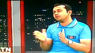 Nurunnaby Chowdhury Hasive_ATN News_Young Nite_Bangla Wikipedia