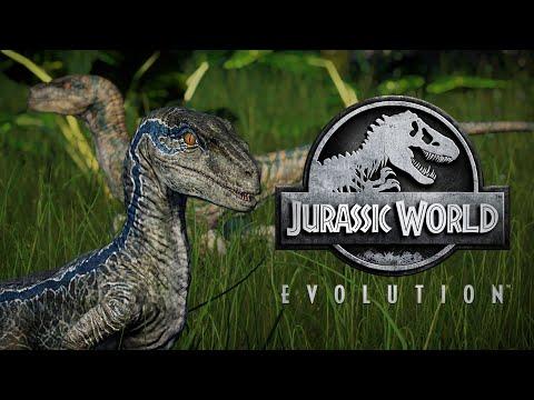 Raptor Squad DLC   Jurassic World Evolution Moment Lucu (Bahasa Indonesia)