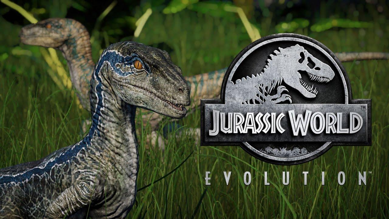 raptor squad dlc | jurassic world evolution moment lucu