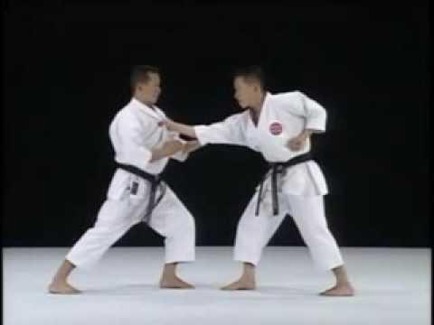 Jitte   Shito Ryu Karate Do Kata & Bunkai